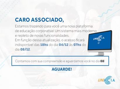 Atualização UNIACIA
