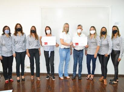 CME entrega certificados a empresas parceiras do Outubro Rosa