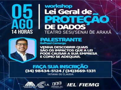 Workshop Lei Geral de Proteção de Dados